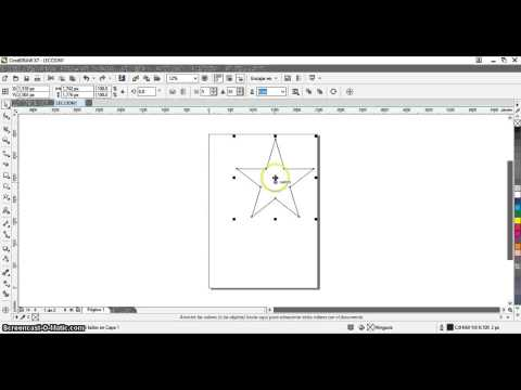 TUTORIAL COREL DRAW X7
