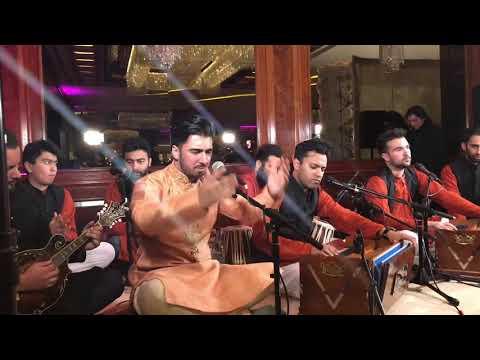 Tajdaar e Haram | Chand Ali Khan Qawwal & Party | Walima Ceremony London 2018