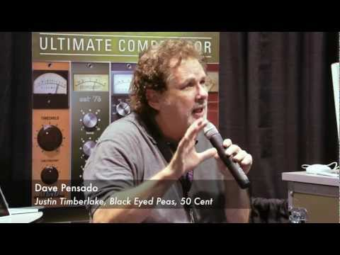 Highlights from the McDSP booth at NAMM 2013