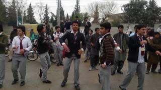 Tameer I nau College friend attan last day with Inayat Achakzai hameed gull Achakzai saboor kasi