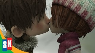 Nonton Snowtime    First Kiss Film Subtitle Indonesia Streaming Movie Download