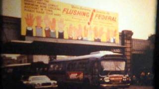 Amazing Footage of Flushing from 1980s