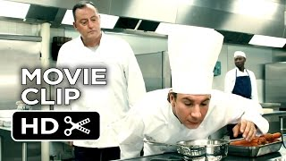 Le Chef Movie CLIP - Vegetable Whispering (2014) - Jean Reno Movie HD