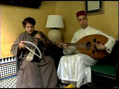 Andalusian melody, Morocco