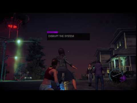 Saints Row IV: Re-Elected Boss Alexis (видео)