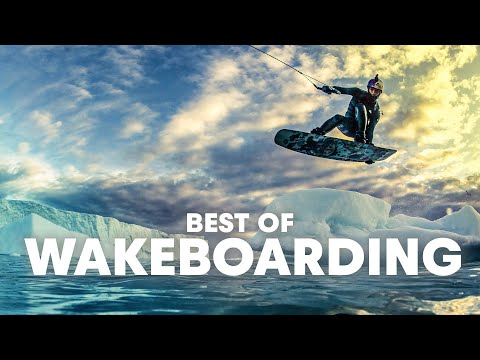 Surreal Wakeboarding In The Most Unexpected Locations | Best Of Red Bull