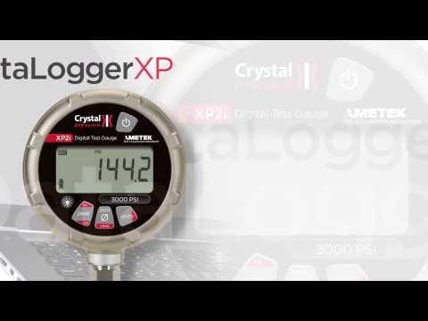 Crystal Engineering XP2i DataLoggerXP