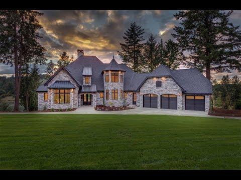 Exquisite Lakefront Castle in Oregon City, Oregon   Sotheby's International Realty
