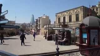 Día 182: Baku bajo el sol