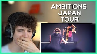 Video ONE OK ROCK - Wherever You Are Live - [ブルーレイ/DVDを購入してOORを応援しましょう] AMBITIONS JAPAN TOUR • Reaction MP3, 3GP, MP4, WEBM, AVI, FLV Januari 2019