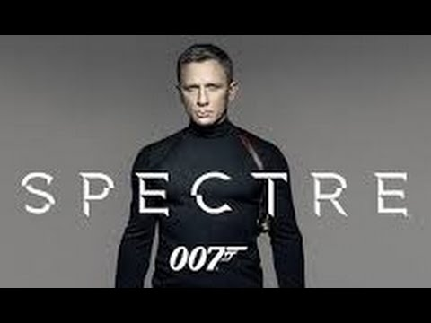Spectre James Bond 007 - New Long Spectre Trailer