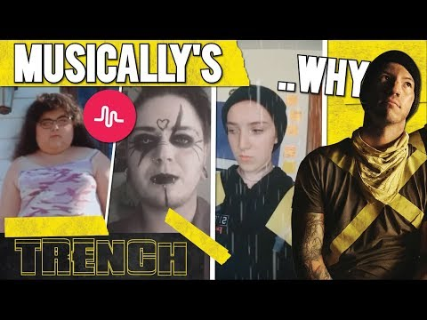 The FUNNIEST Levitate Tik Tok / Musically's (Twenty One Pilots TRENCH)