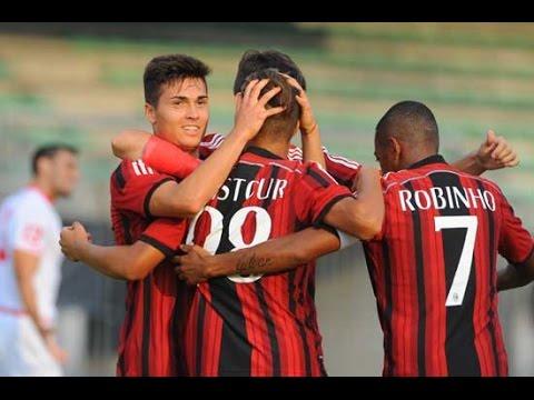 Milan - Monza-Milan 0-2 Niang, Mastalli Due su due per il Milan nelle amichevoli prestagionali. Al 'Brianteo' di Monza, i rossoneri hanno battuto 2-0 i padroni di ca...