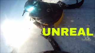 9. 2009 Ski-Doo MXZ 800 P-Tek Snowmobile Crash Video