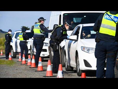 Καραντίνα έξι εβδομάδων στη Μελβούρνη