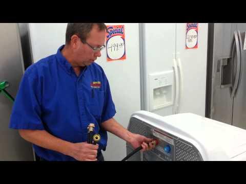 Appliance Repair – Changing Washing Machine Hoses