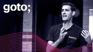GOTO 2018 • Pragmatic Event-Driven Microservices • Allard Buijze