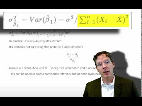 01 07 part 1 of 3 Inference in regression