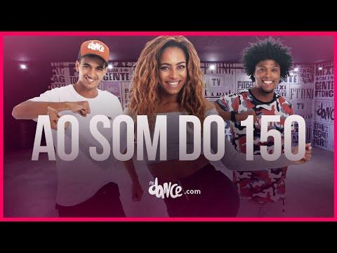 Ao Som do 150 - MC Rebecca | FitDance TV (Coreografia) Dance Video
