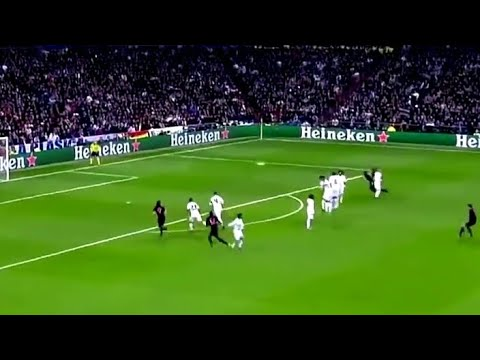 Real Madrid VS PSG 6-1 UCL (last matches)