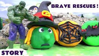 Supervillain Surprises