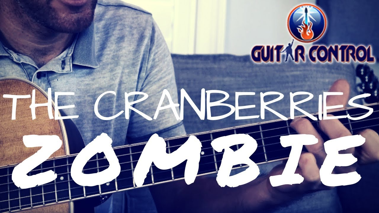 Acoustic Guitar Version From Zombie By The Cranberries – Beginner Guitar Lesson