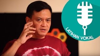 Latihan Vokal bersama HEDI YUNUS (Power)  Singing Lessons Eps 10 Subscribe Here: http://bit.ly/HYChannel