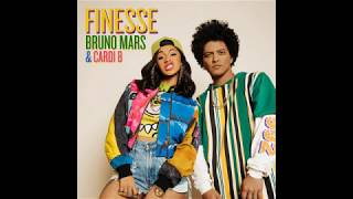Video [ 1 hour ] Bruno Mars - Finesse (Remix) [Feat. Cardi B] MP3, 3GP, MP4, WEBM, AVI, FLV Januari 2018