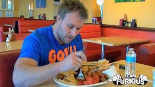 Video Furious World Tour | London, UK - $2,000 Burger, Big Breakfasts & World Records | Furious Pete MP3, 3GP, MP4, WEBM, AVI, FLV Oktober 2018