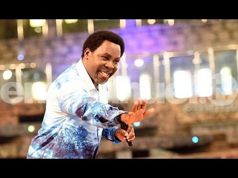 SCOAN 20/11/16: The Full Live Sunday Service with TB Joshua At The Altar