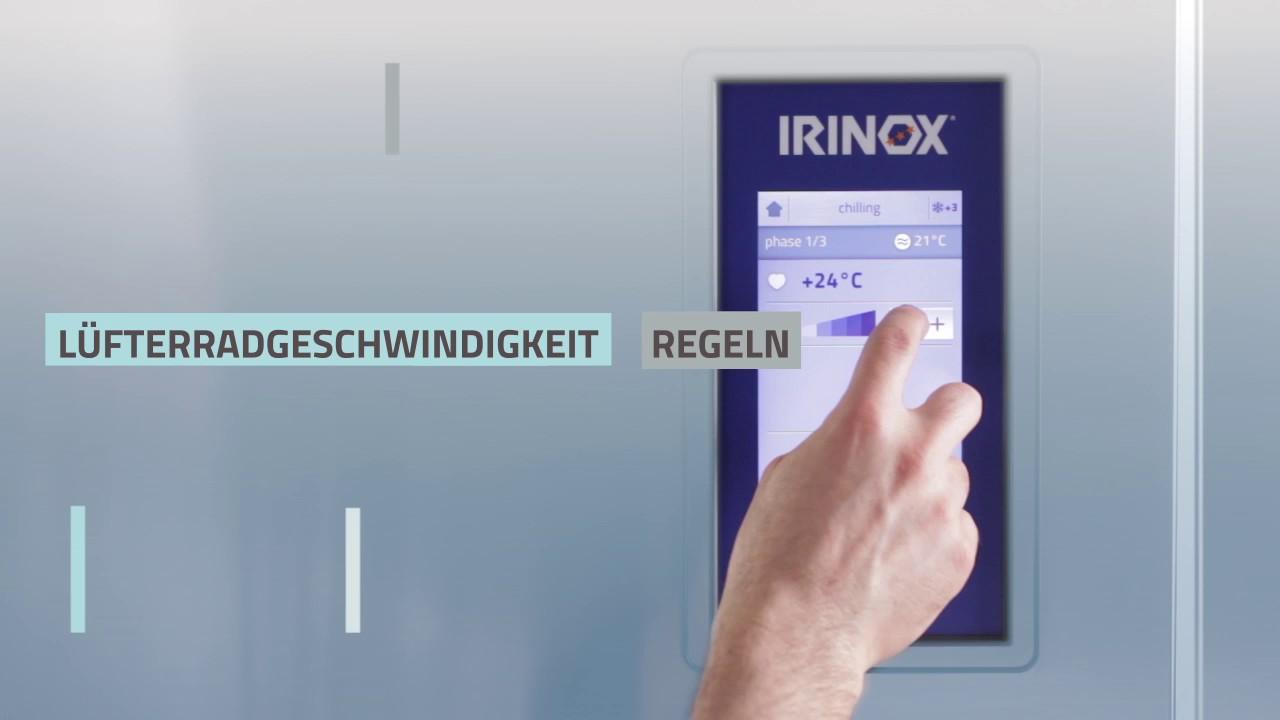Irinox Multifresh MYA Tutorial - 01 Automatischen Zyklus