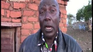 Nyumba imwe gicagi-ini kia bondeni mwena wa Mwingi iria iracakayaga gikuu kia mwana wao wa mweri umwe nimaraihurirwo ni...