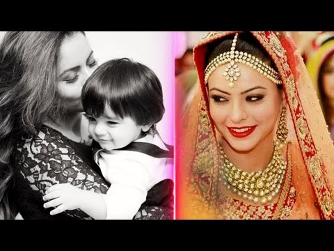 Awww! Aamna Sharif With Her Cute Baby Boy