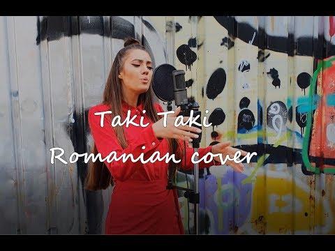 DJ Snake - Taki Taki ft. Selena Gomez, Ozuna, Cardi B ( romanian cover by Beatrice Andoni )