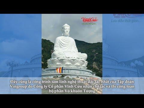 Quy trình sản xuất Vỏ Tượng Phật Thích Ca chùa Linh Phong