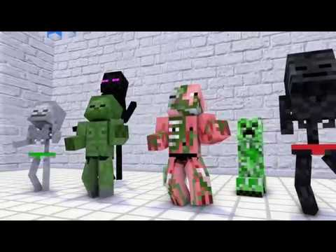 Monster School - Funny Minecraft Animation