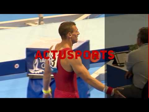 Gymnastics: Kevin Crovetto qualifies for final