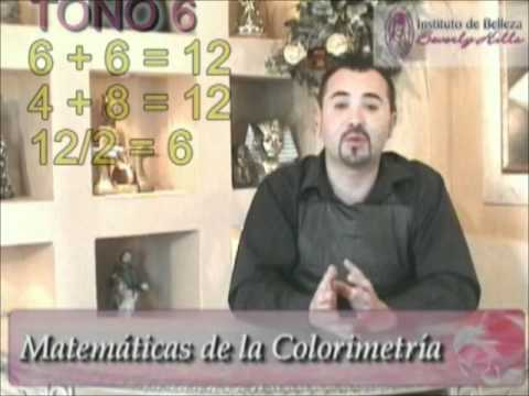 colorimetria; - SUSCRIBETE http://goo.gl/S8JRrc Colorimetria 1 http://www.youtube.com/watch?v=KPv-TYBtHfk Colorimetría 2 http://www.youtube.com/watch?v=vSrXtQqC2mw Colorimet...