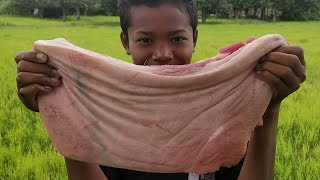 Video Easy Crispy Pork Belly Cooking / Eating Crispy Pork MP3, 3GP, MP4, WEBM, AVI, FLV Januari 2019
