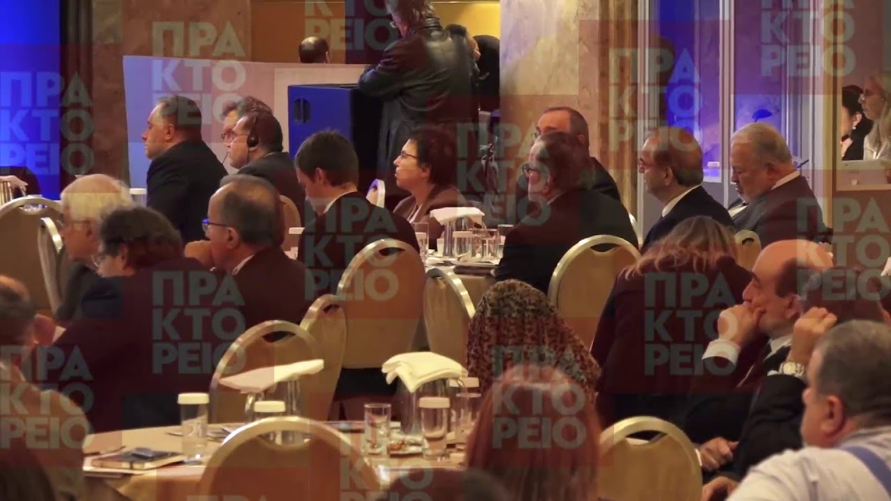 Πρώτη  ημέρα Συνεδρίου Ελληνο-Αμερικανικού Εμπορικού Επιμελητηρίου