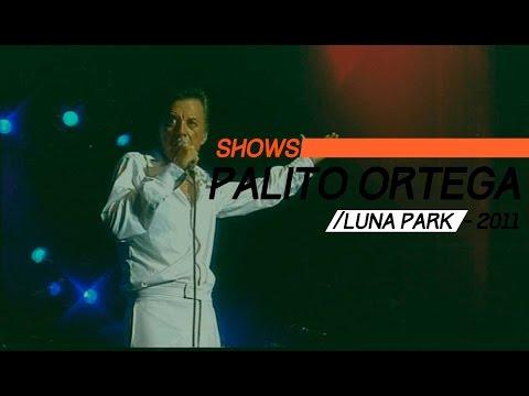 Palito Ortega - Luna Park (2011) - Recital Completo (видео)