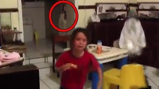 Video Ghosts Caught On Camera? 5 Scary Videos MP3, 3GP, MP4, WEBM, AVI, FLV Januari 2019