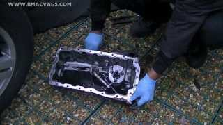 4. How to Remove a Sump and Oil Pick Up Strainer