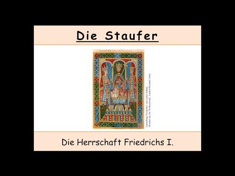 Kaiser Friedrich I. Barbarossa: Die Staufer (Teil 1/4 ...