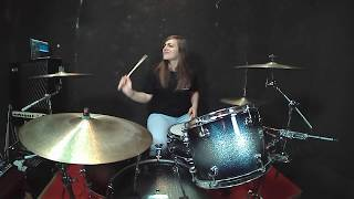 III Ray (The king) - Kasabian - Drum cover by Leire Colomo