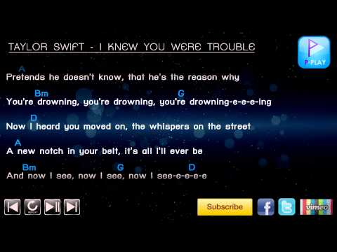 Taylor Swift ft. Ed Sheeran Everything Has Changed Guitar Chords