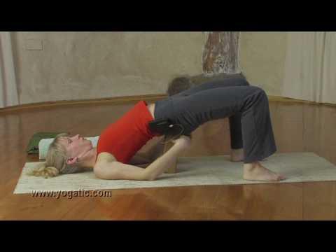 Yoga poses for the spine – Restorative yoga