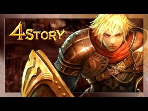 MMORPG Marathon: 4Story Gameplay Deutsch (Spiel 14 von 24)