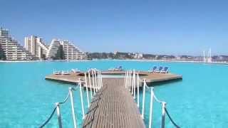 The World Largest San Alfonso Del Mar Resort Swimming Pool Vidinfo