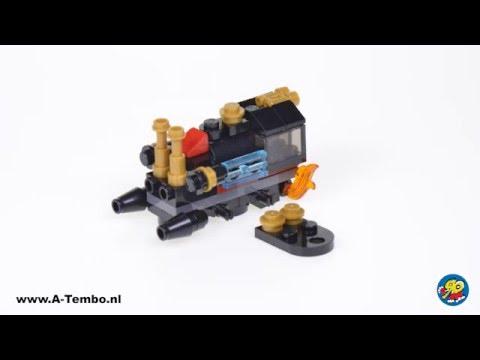 Vidéo LEGO Dimensions 71230 : Pack Héros : Doc Brown